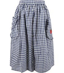 sonia rykiel multicolor skirt for girl