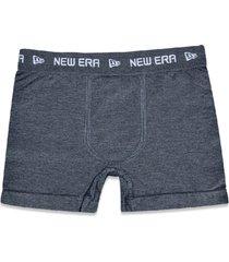 underwear new era cueca boxer new era brasil marinho - azul marinho - masculino - dafiti