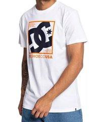 t-shirt korte mouw dc shoes -