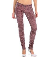 c559 starlet skinny - guess - broeken - rood