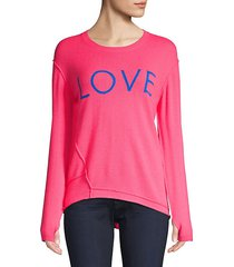 abigail love cashmere sweater