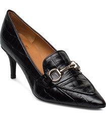 pumps 13327 shoes heels pumps classic svart billi bi