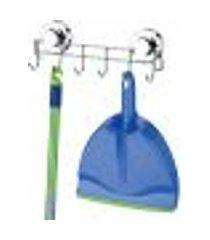 porta toalha suporte para toalha utensilios acessorios future 4007