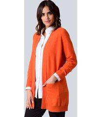 vest alba moda oranje