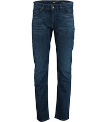hugo boss broek delaware donkerblauw sf 50449650/419