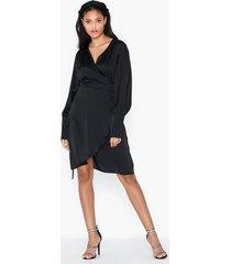neo noir suki dress långärmade klänningar