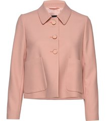 3596 - briani blazer colbert roze sand