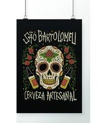 poster cerveza artesanal