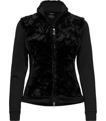 frances jacket outerwear sport jackets svart daily sports