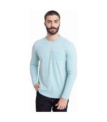 camiseta gam 495616 gam azul