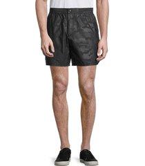 john varvatos star u.s.a. men's jackson performance shorts - black - size xl