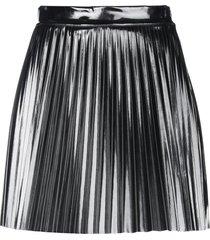 kaos jeans mini skirts