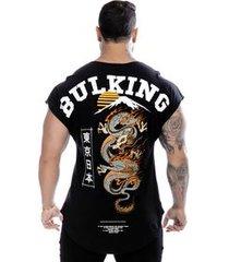 camiseta dragon preta
