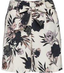 shorts shorts flowy shorts/casual shorts creme rosemunde