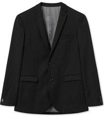 george f stretch suit blazer
