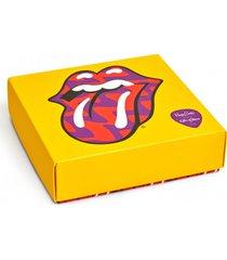 giftbox skarpetki 3pak rolling stones ep