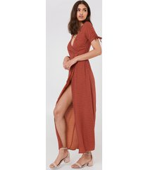 fayt theodore dress - copper