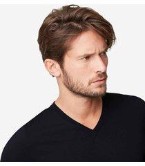 maglia scollo v cashmere ultralight