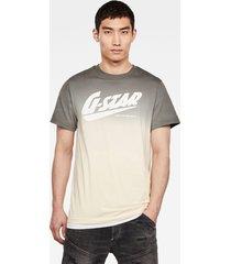dip dye gr t-shirt
