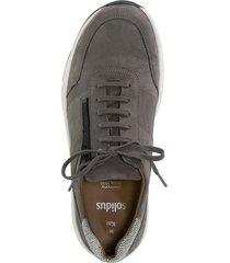 skor solidus grå