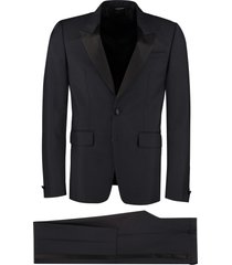 givenchy wool and mohair two piece suit