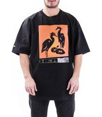 heron preston heron preston cotton t-shirt