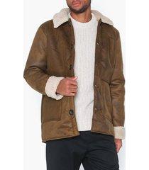 only & sons onslaust jacket sw 4481 jackor mörk brun