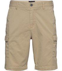 cargo shorts shorts cargo shorts beige lyle & scott