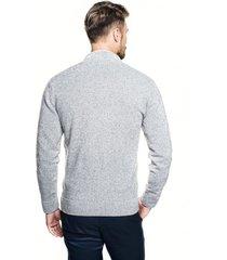 sweter cheney kr szary