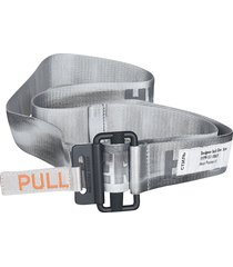 heron preston concrete tape belt
