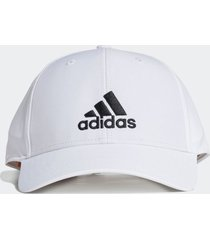 boné adidas boné baseball leve bordado branco