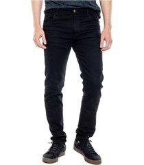 black denim slim jeans color blue