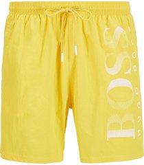 hugo boss octopus zwemshort geel