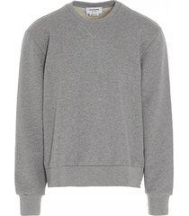 thom browne rwb stripe sweatshirt