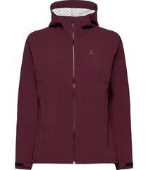 la cote flex 2.5l jkt w outerwear sport jackets lila salomon