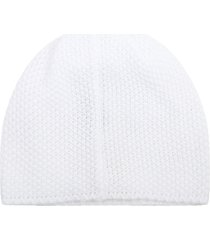 little bear white hat for babykids
