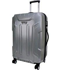 maleta dura galaxy m plata head
