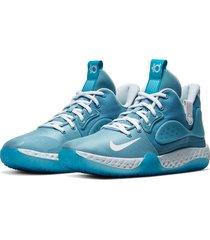 9-zapatillas de hombre nike kd trey 5 vii-azul