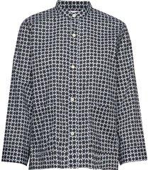 arc shirt blouse lange mouwen blauw hope