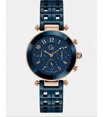ceramiczny zegarek gc z chronografem