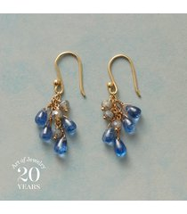 anne sportun blue skies and clouds earrings