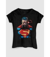 camiseta dc comics superman x-ray vision colors bandup!