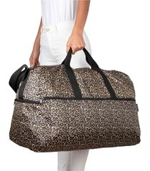 maleta xl estampado animal print