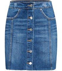 jeanskjol mira denim skirt