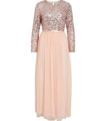 maxiklänning visparrow l/s maxi dress