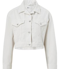 jeansjacka cropped denim jacket
