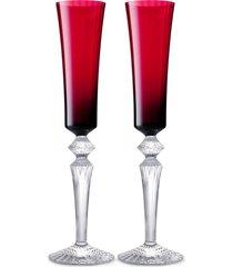 mille nuits flutissimo champagne flute set