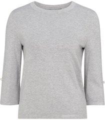 tröja vmviana pierce glorwy 3/4 blouse