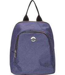 mochila azul tessa berta
