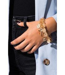 akira charmed layered bracelet